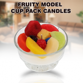 Lavender Tutti Fruity Model Cup Pack Candles, D01