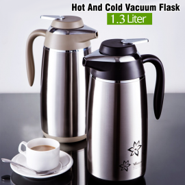 Wenice Hot And Cold Vacuum Flask 1.3L, D05