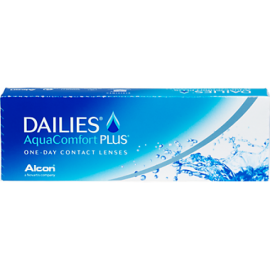 Focus Dailies Aqua Comfort Plus 30 Pack, F30