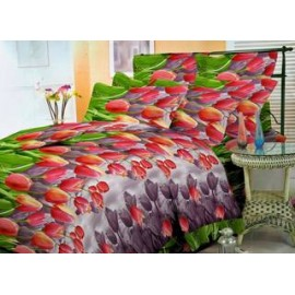 Opyra Double Bed Sheet Exclusive Collection 3 Pcs Set, ...