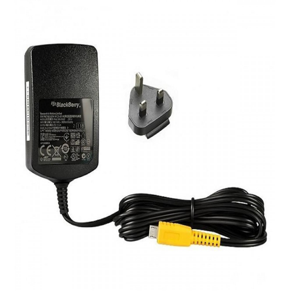 Blackberry 3 Pin Usb Travel Charger Available In Uae Best Rates