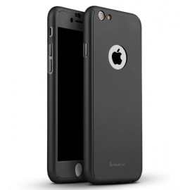 360 Degree Full Body Protection Case For iPhone 6 & 6s, Black