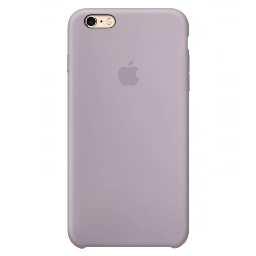 Silicone Case For iPhone 6 & 6s, Lavender - (Available) in