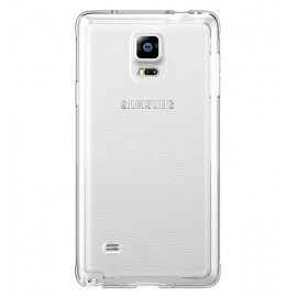 A-Case Naked Series 0.5mm Silicone TPU Case For Samsung Galaxy Note 4
