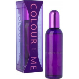 Colour Me Purple Eau De Parfum Spray For Women 100 Ml, S82