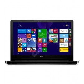 "Dell Inspiron 5559 Intel® Core™ i5-5200U 1.7GHz, 4GB Ram, 500 GB HDD, DVD-RW, 15.6"" HD LED, Windows 8"