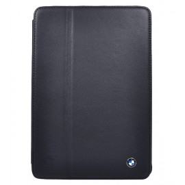 BMW Black Flip Case For Apple iPad Mini, BMFCMPLB