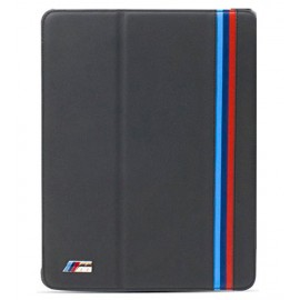 BMW Black Flip Case For Apple iPad Mini, BMFCMPMG