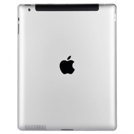 Apple iPad 4 Tablet 128GB, 4G+WiFi, 9.7Inch, White