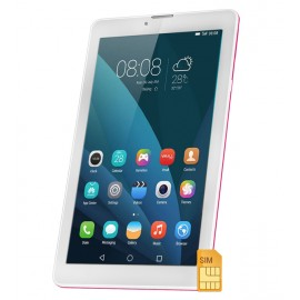 E-TOP T231, Tablet 7 inch, Android 4.4.2, 8GB, Dual Core, 4G LTE, Wi-Fi, Dual Camera, Pink
