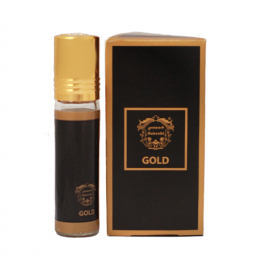 Habeebi Gold Perfume Oil On Roll, 6ML