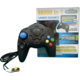 My Arcade 98000 in 1 Video Game Gaming Console KS 2521