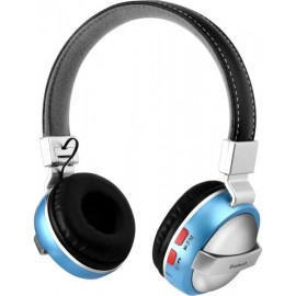 E-top Wireless V4.1 Bluetooth Stereo Headphones With Microphone Supporting Micro SD / TF Card, AT-BT828
