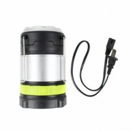 SH-5088 Rechargeable Bluetooth Speaker Camping Lantern With 1800mah Battery USB Interface