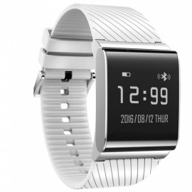 BSNL X9 Plus Water Resistant Smart Band With Heart Rate & Activity Tracking, White