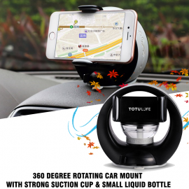 Search - Tag - Totu Life 360 Degree Rotating Car Mount With