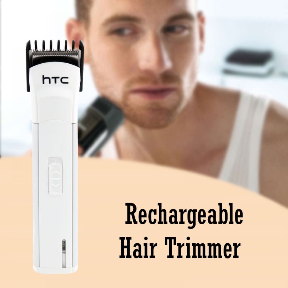 HTC Rechargeable Hair Trimmer, AT-532