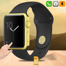 Lenosed L2 SmartWatch,Gold
