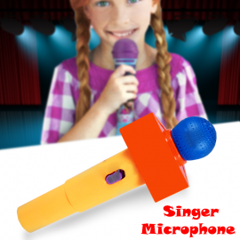 Voice Of Wold Music Singer Microphone 3+ Ages, WP1..