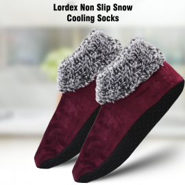 Lordex Non Slip Snow Cooling Socks 1 Pair, LXPH185