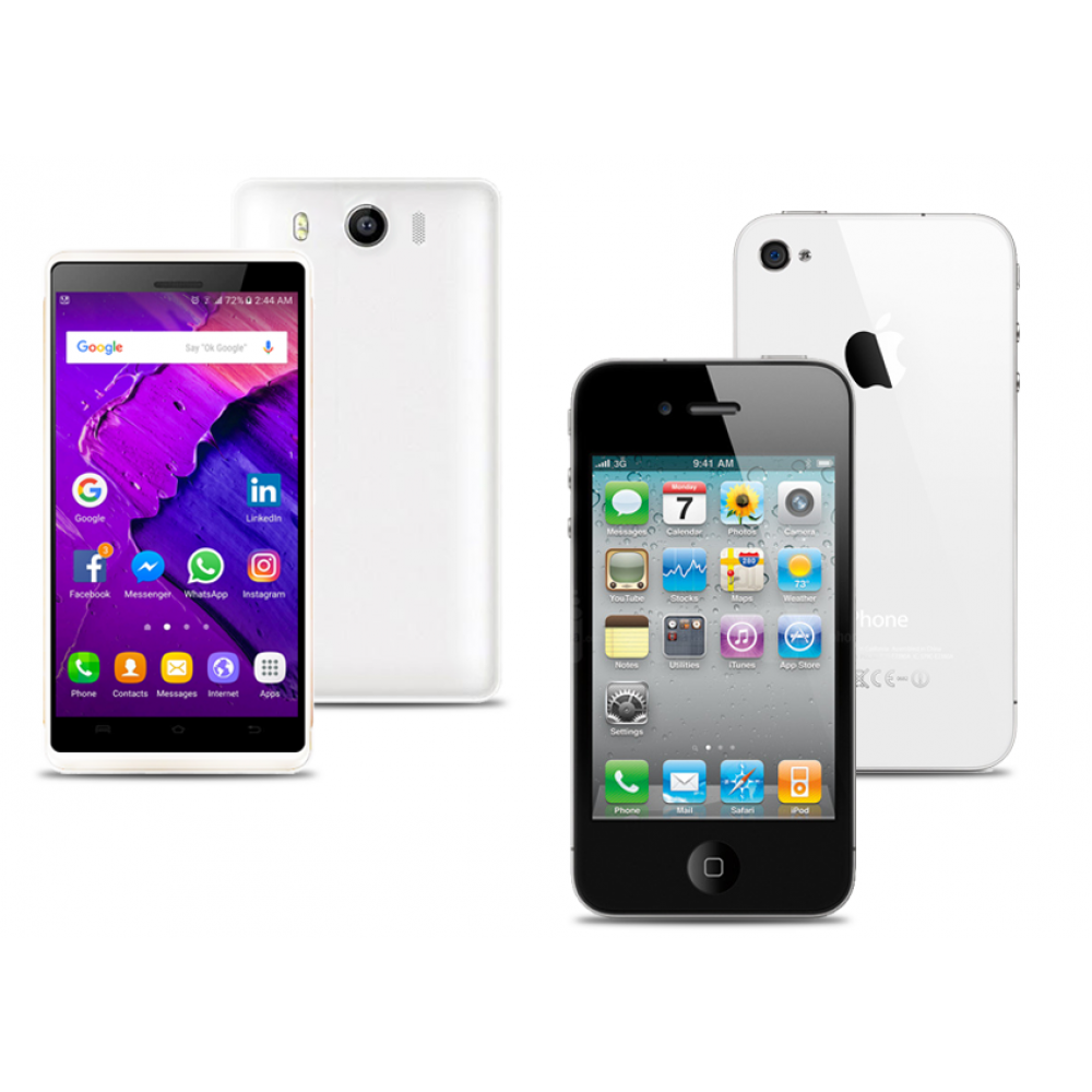 free iphone 4s apple iphone 4s 16gb with free lukka smartphone 10644