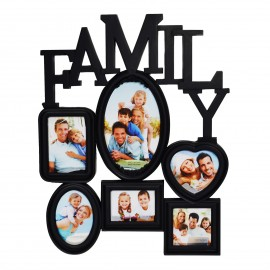 Multi Photo Frame Family Love Frames Collage Picture Aperture