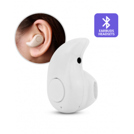 Smallest Wireless Invisible Mini In-Ear Bluetooth Earbuds Headsets