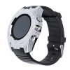 Zooni S5 Bluetooth Smart Watch Mobile, S5, Silver