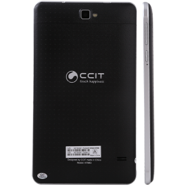 CCIT A768G, 2G Tablet 7 inch, Android 4.4.2, 4GB, 512MB DDR3, WiFi, Bluetooth, Dual SIM, Dual Core, Dual Camera