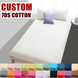 Kings 3D Fitted Double Bed Sheet, AS3D3