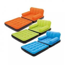 Bestway Inflatable 2 in1 Air Bed Mattress Chair Lo..