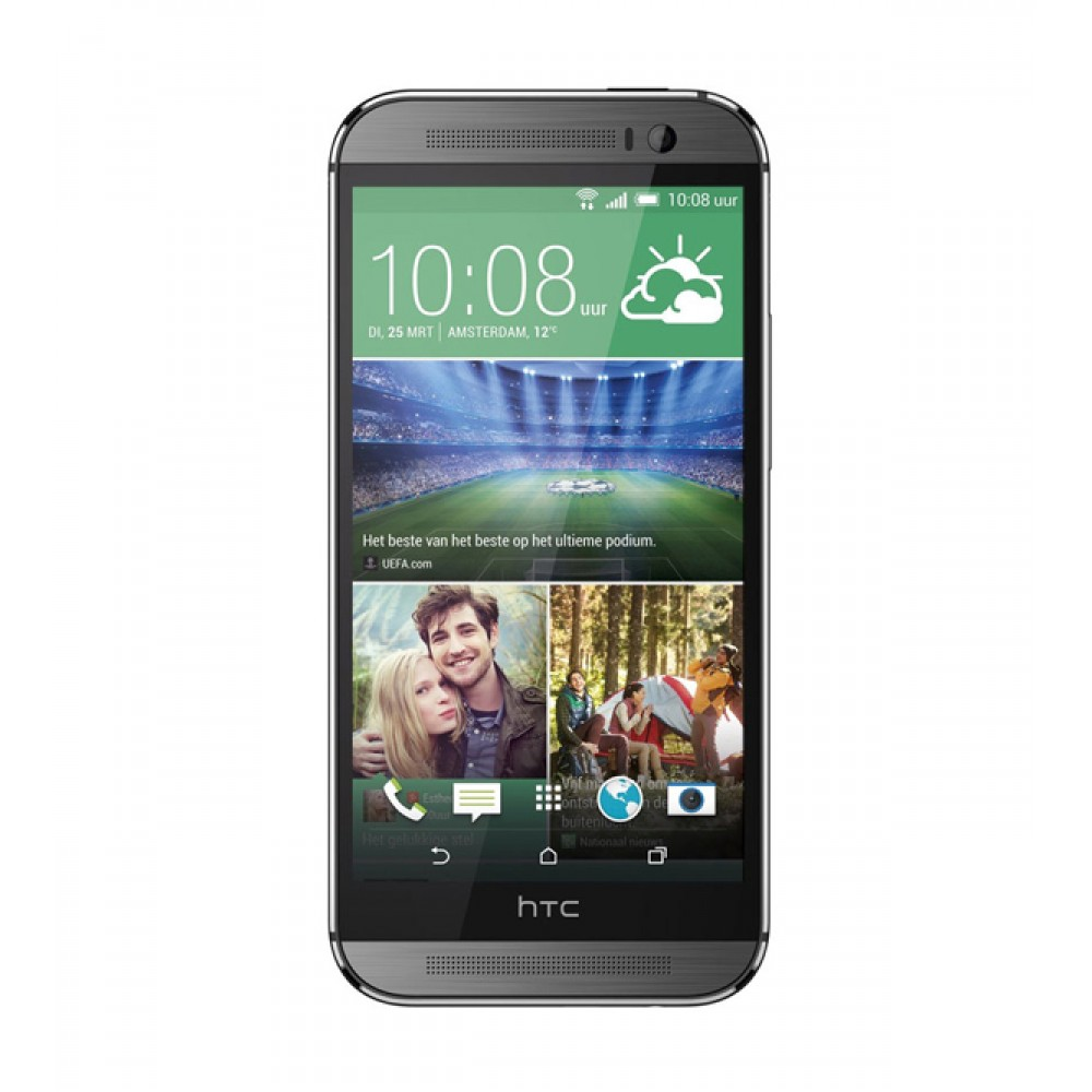 Htc One M8 16 Gb Gunmetal Gray Available In Uae