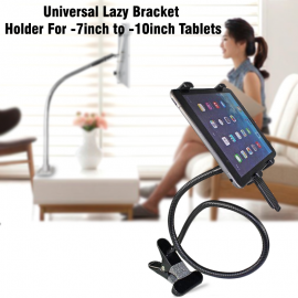 Universal Lazy Bracket Holder For 7-inch to 10-inch Tablets