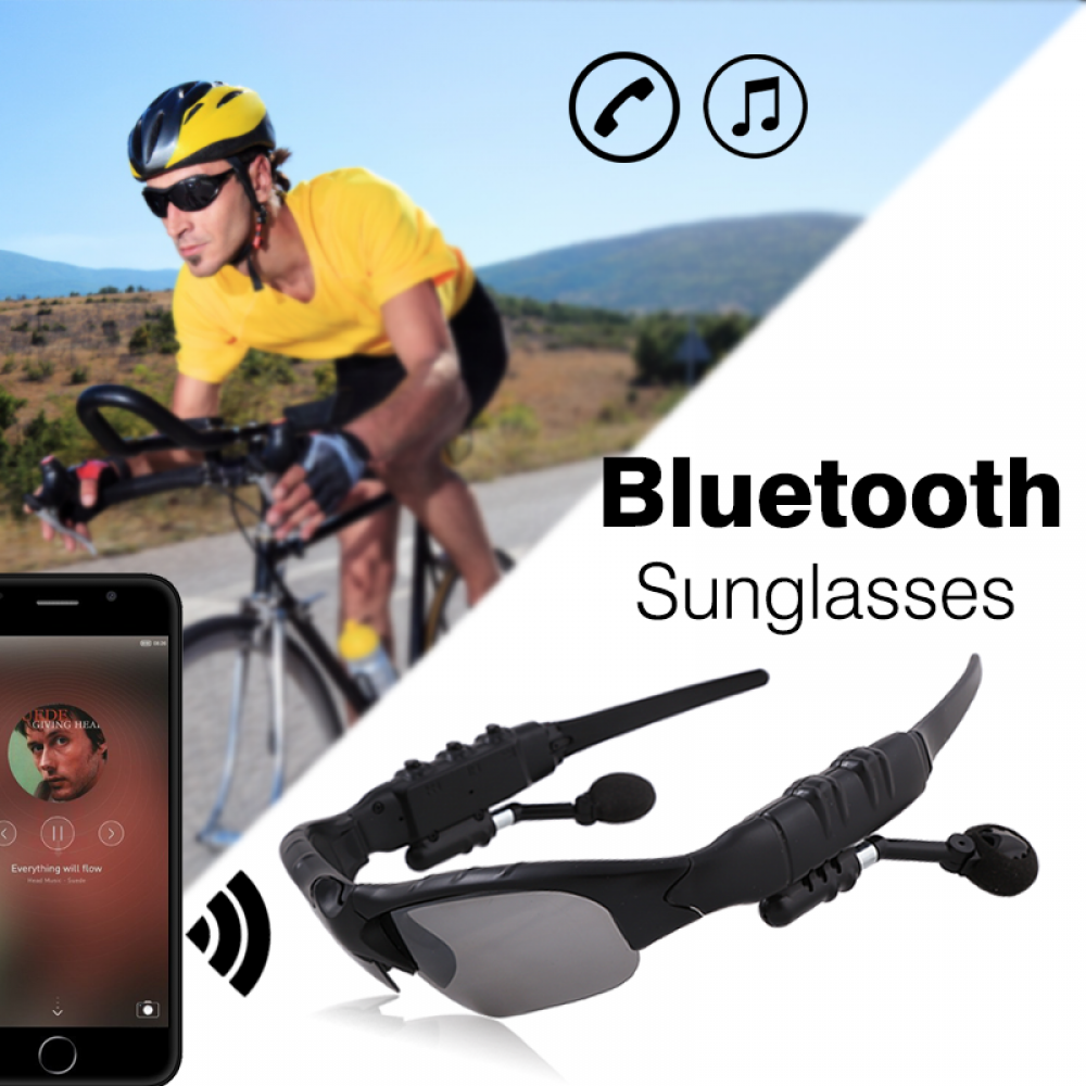 Image result for BLUETOOTH STYLISH SPORTY EARPHONES SUNGLASSES- RECHARGEABLE